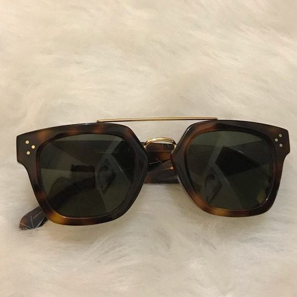 a6062daa337f Celine Accessories - Celine Bridge Sunglasses